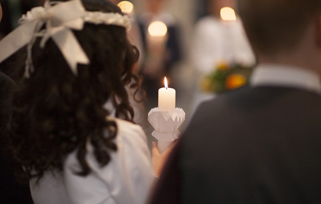 Erstkommunionfeiern trotz Corona möglich