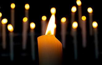 Gedenken an die Toten der Corona-Pandemie