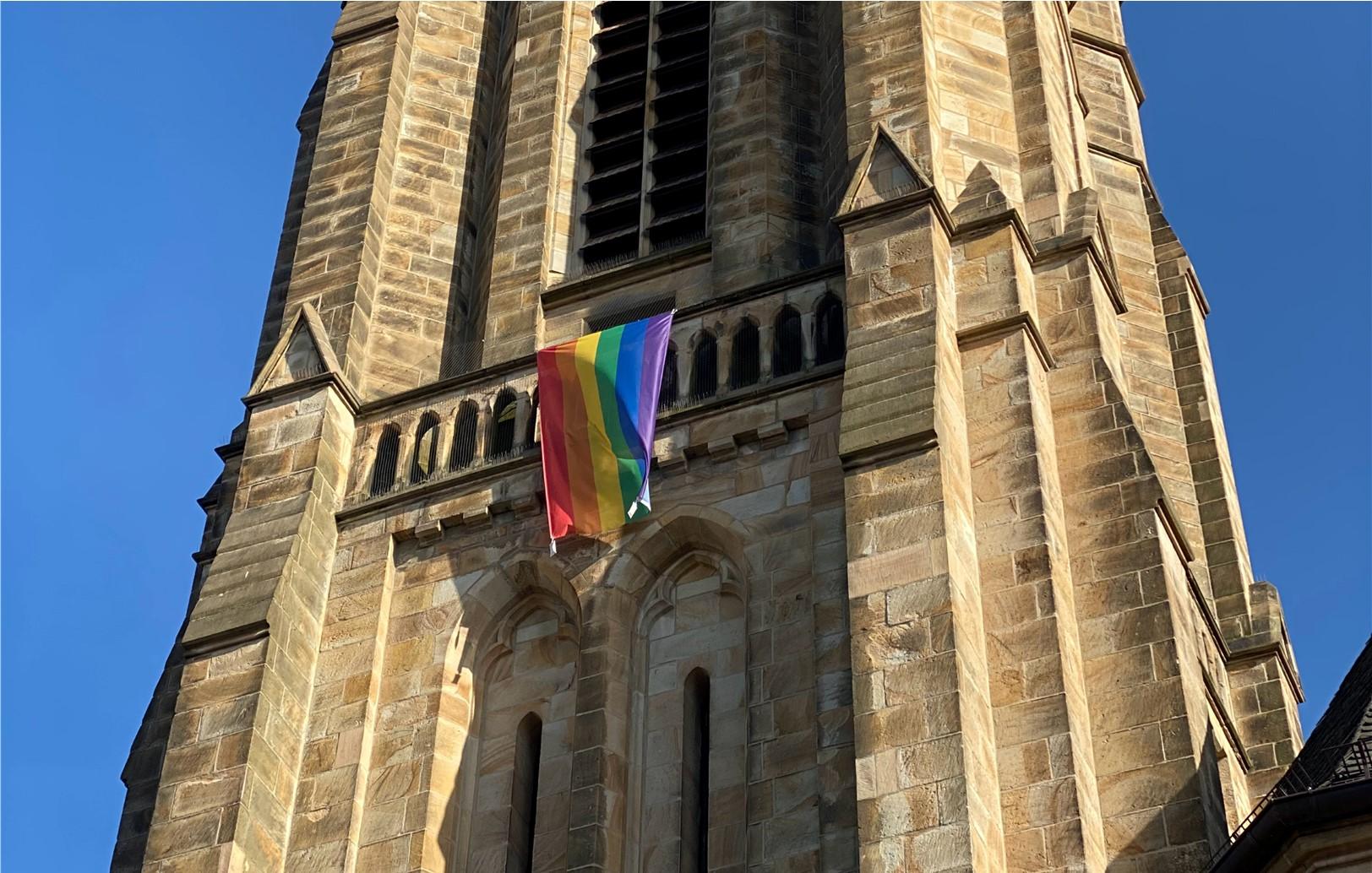 Erklärung zur Segnung von gleichgeschlechtlichen Paaren