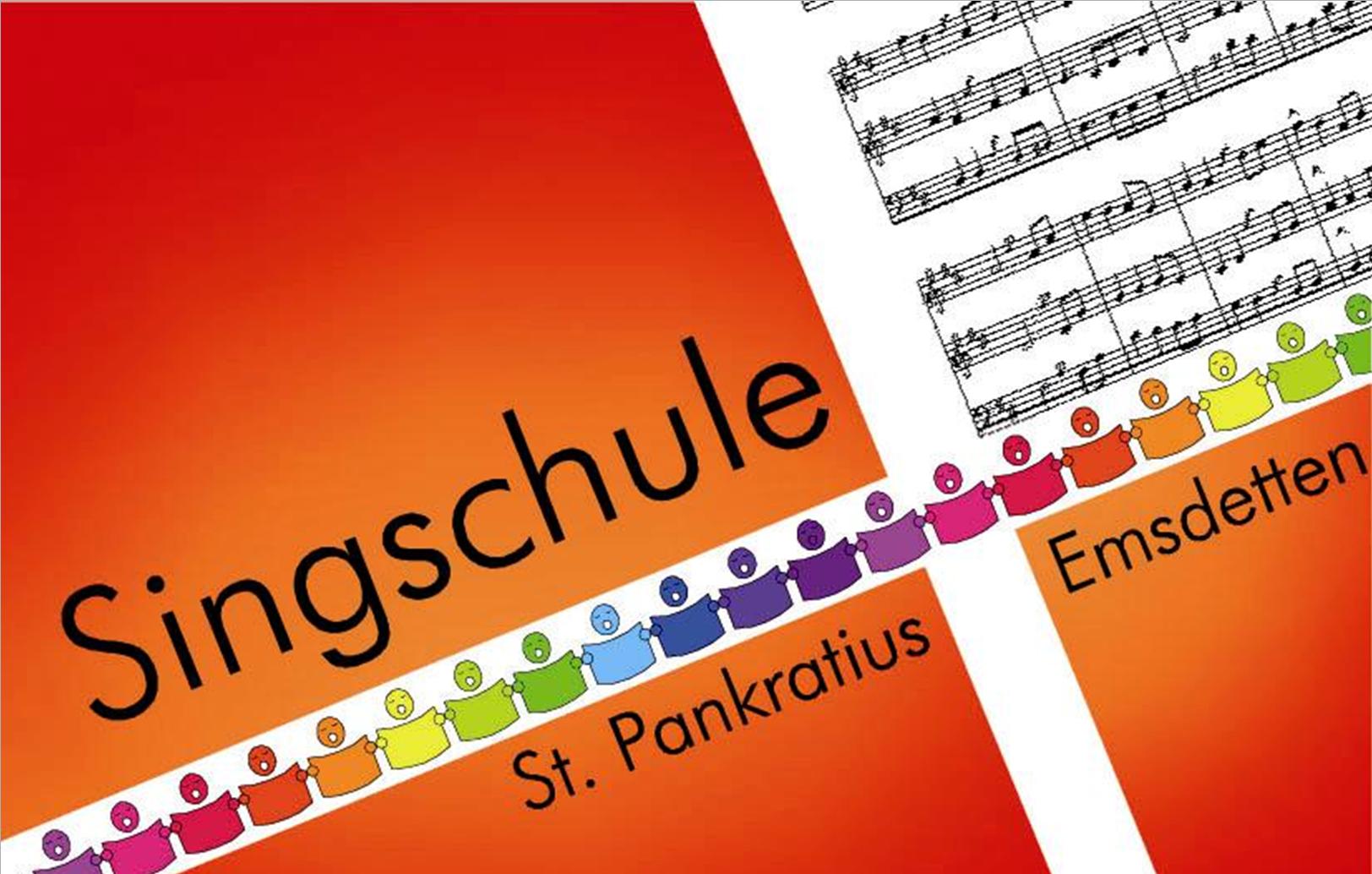 Veränderungen in der Singschule St. Pankratius