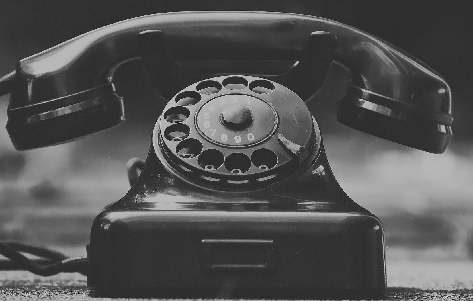 Impulse am Telefon